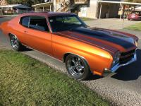 1970 Chevrolet Chevelle SS Coupe 496 Stoker. This is a