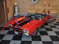 The Chevrolet Chevelle is a mid-sized automobile which