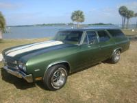 1970 Chevelle SS Wagon- COMPLETELY REDONE! FRESH