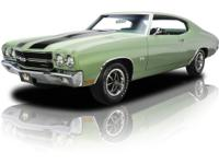 The mighty Chevelle is one of America's all-time