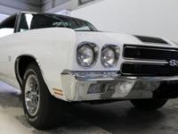 1970 Chevrolet Chevelle Super Sport two door Hardtop