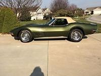 1970 Chevrolet Corvette Convertible (PA) - $39,990