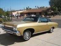 1970 Chevrolet Impala  Mileage 34,000 EPA Fuel Economy