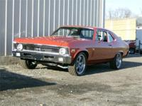 1970 Nova Pro Touring - Just in is this very nice all