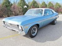 Check out this very solid and good looking 1970 Chevy