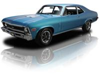 The third generation of Chevrolet Nova has long been a