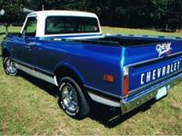Description 1970 Chevy PU Short Bed - Fully Restored!