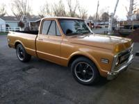 1970 Chevy C-10 for sale (OR) - $25,000 '70 Chevy C10