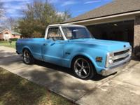 70 C10 SWB 454 BB. Everything is new but not frame off
