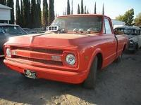 1970 Chevy C-10 Prostreet -456 Gears -Narrowed 9 inch
