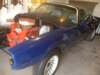 New 350, V-8 Set Up for 4 Speed, Over $3,000 in Motor,