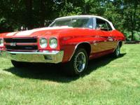 1970 Chevy Chevelle LS5 for sale (NY) - $53,900. This