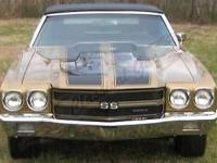1970 Chevy Chevelle SS Convertible for sale (Verona,KY)