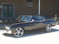 1970 Chevrolet Chevelle Super Sport Recreation. This
