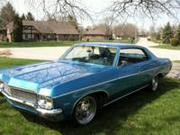 1970 Chevy Impala for sale (IN) - $7,200 77k miles. 4