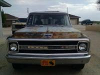 1970 chevy suburban 2wd 350/th350 lots of parts have