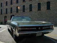 1970 Chrysler 300 ConvertibleSurvivor !! Last year of