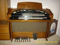 1970 CONN PRELUDE THEATRE ORGAN WELL MAINTAINED, SOUNDS