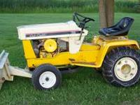 1970 Cub Cadet 129 Hydro 12 HP Kolhor Wheel Weights n