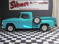 You are bidding on a pristine 1970 Dodge D-100 with