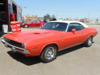 1970 DODGE CHALLENGER R/T 426 HEMI OLDER FRAME OFF