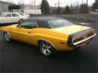 1970 Dodge Challenger R/T Clone, . Garage kept, new
