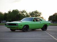 1970 Dodge Challenger Pro Touring Custom 392 SRT-8 6.4L