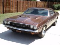 70 DODGE CHALLENGER R/T 440 SIX PACK