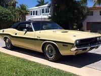 1970 Dodge Challenger For Sale In Ormond Beach Florida Classified
