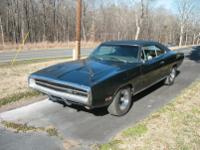 1970 Dodge Charger 500: 98,154 on odometer, less than