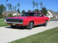 1970 Charger 500 SE, originally 383 (XP29L0G) but now