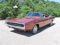Just in is this burnt orange survivor 1970 Dodge
