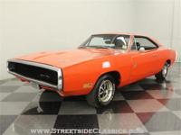 This 1970 Dodge Charger is a wonderful example of one