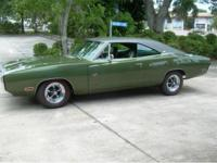 1970 Dodge Charger R/T SE for Sale. Fresh Rotisserie
