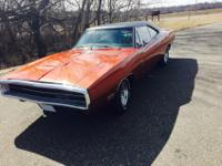 Here's your chance to own a 1970 Charger, not too many