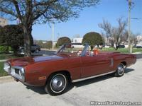 The Coronet 500 Was The Top Trim Level Coronet For