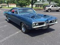 Mopar fans, here's your chance to own a very rare 2dr