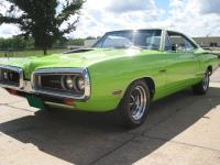 1970 Dodge Coronet Super Bee 440 Six-Pack Hemi