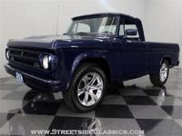 Take a good, long look at this 1970 Dodge D100 pickup,