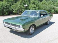 This 1970 Dodge Dart Swinger was restored 10 years ago