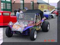 1970 Dunebuggy Art Car THIS DUNE BUGGY IS A
