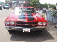 1970 Chevy El Camino SS. Fully restored. New paint, new