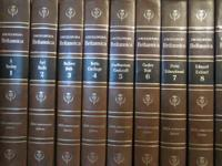 Total 1970 Encyclopaedia Britannica (23 volume set),