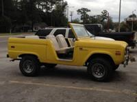 1970 Ford Bronco for sale (FL) - $13,995. 97,000