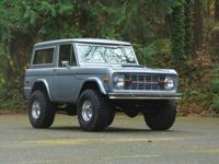 Ive owned this Bronco for a few years and have