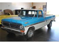 This 1970 Ford Ranger F250 XLT (Stock # B1733) is