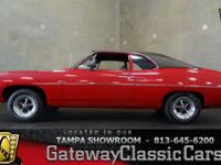 Stock #601-TPA 1970 Ford Falcon  $130,000 Engine: 429
