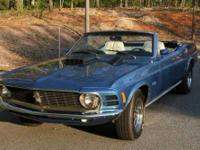 1970 Ford Mustang American Classic This is an awesome