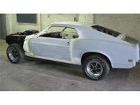 Hey Mustang lovers! We are currently restoring this