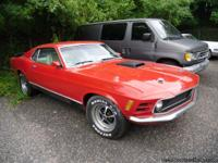1970 Ford Mustang  , Call for mileage